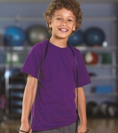 Russel Athletic 64STTB Youth Essential 60/40 Performance Tee