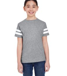 6137 LAT Jersey Youth Football Tee