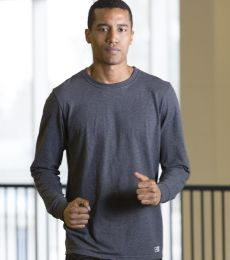 Russel Athletic 64LTTM Essential Long Sleeve 60/40 Performance Tee