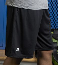"Russel Athletic TS7X2M 10"" Essential Shorts with Pockets"