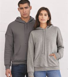 3729 Bella + Canvas Unisex Sponge Fleece Pullover Sweatshirt