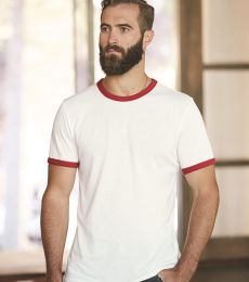 Alternative 5103BP Men's Keeper Ringer Tee