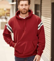 197 8847 Vintage Athletic Hooded Sweatshirt