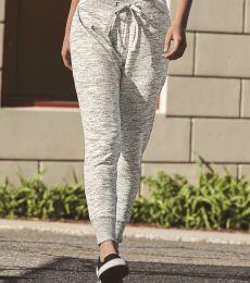 197 8675 Melange Fleece Women's Jogger Pants
