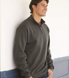 50 SF95R Sofspun® Quarter-Zip Sweatshirt