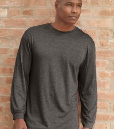Badger Sportswear 4944 Triblend Performance Long Sleeve T-Shirt