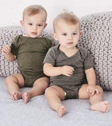 134B Bella + Canvas Baby Triblend Short Sleeve Onesie