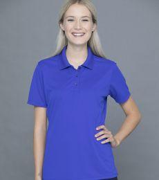 Jerzees 442W Women's Polyester Mesh Sport Shirt