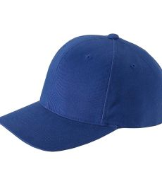 6363 Yupoong Solid Brushed Cotton Twill Cap