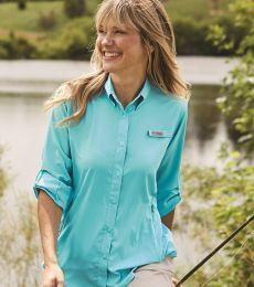 Columbia Sportswear 7278 Ladies' Tamiami™ II Long-Sleeve Shirt