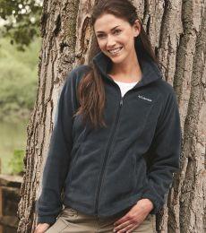 Columbia Sportswear 6439 Ladies' Benton Springs™ Full-Zip Fleece