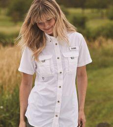 Columbia Sportswear 7313 Ladies' Bahama™ Short-Sleeve Shirt