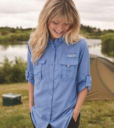 Columbia Sportswear 7314 Ladies' Bahama™ Long-Sleeve Shirt