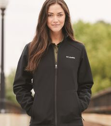 Columbia Sportswear 5343 Ladies' Kruser Ridge™ Soft Shell