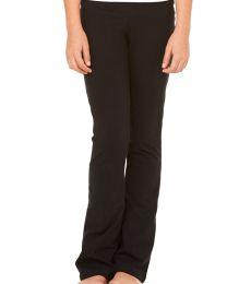 BELLA+CANVAS 910 Girls Cotton/Spandex Dance Pant