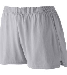 Augusta Sportswear 988 Girls' Trim Fit Jersey Short