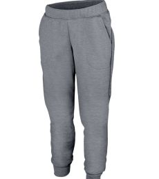 Augusta Sportswear 5564 Women's Tonal Heather Fleece Jogger