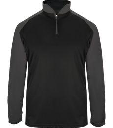 Badger Sportswear 4006 Ultimate SoftLock™ Sport Quarter-Zip