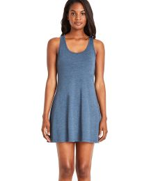 184 6734 Women's Tri-Blend Racerback Tank Dress