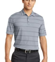 Nike Golf 677786  Dri-FIT Fade Stripe Polo