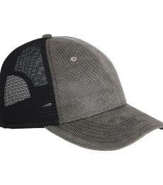 Sportsman SP3250 Faux Waxy Trucker Cap