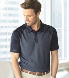 Adidas Golf Clothing A207 Climacool Jacquard Raglan Polo