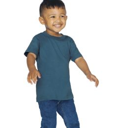 American Apparel 2105ORW Toddler Organic Fine Jersey Short-Sleeve T-Shirt