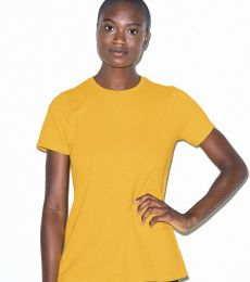 American Apparel 23215OW Ladies' Organic Fine Jersey Classic T-Shirt
