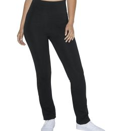 American Apparel 8375W Ladies' Cotton/Spandex Yoga Pant
