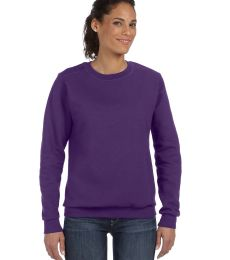 71000FL Anvil Ladies' Fashion Crew Neck Sweatshirt