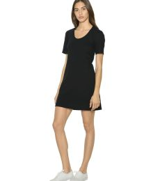 American Apparel SA2314W Ladies' Fine Jersey Short-Sleeve T-Shirt Dress