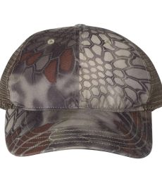 Richardson Hats 111P Washed Printed Trucker Cap