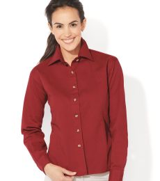 Sierra Pacific 5201 Women's Long Sleeve Cotton Twill Shirt
