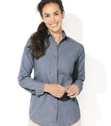Sierra Pacific 5211 Women's Long Sleeve Denim