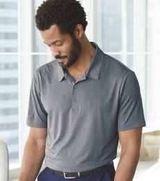 Adidas Golf Clothing A240 Heathered Sport Shirt
