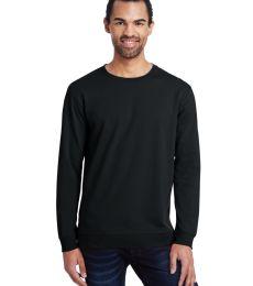 Anvil 73000 Unisex French Terry Crewneck Pullover