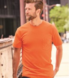 Hanes W110 Workwear Short Sleeve Pocket T-Shirt