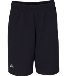 Russel Athletic 25843M Essential Jersey Cotton Shorts with Pockets