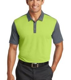 Nike Golf 746101  Dri-FIT Colorblock Icon Modern Fit Polo