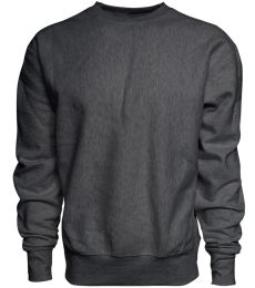 J America 8446 Sport Weave Crewneck Sweatshirt