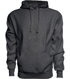 J America 8846 Sport Weave Hooded Sweatshirt