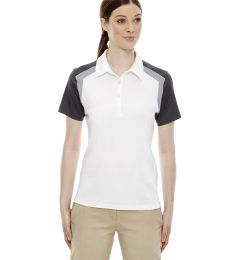 75065 Ash City - Extreme Edry® Ladies' Colorblock Polo