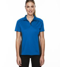 Extreme By Ash City 75113 Eperformance Ladies Fuse Snag Protection Colorblock Polo