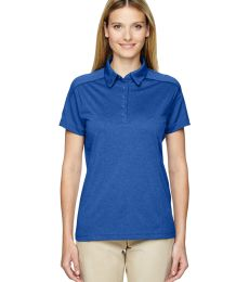 75117 Ash City - Extreme Eperformance™ Ladies' Fluid Mélange Polo