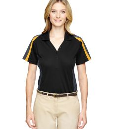 Extreme by Ash City 75119 Ladies Eperformance Strike Colorblock Polo plus Snag Protection