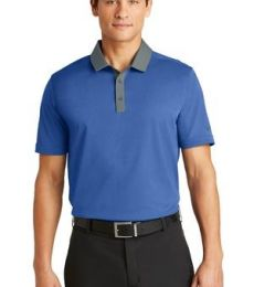 Nike Golf 779798  Dri-FIT Heather Pique Modern Fit Polo