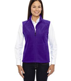 78191 Core 365 Journey  Ladies' Fleece Vest