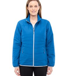 North End 78231 Ladies' Resolve Interactive Insulated Packable Jacket