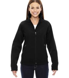 78604 Ash City - North End Sport Red Ladies' Three-Layer Light Bonded Soft Shell Jacket