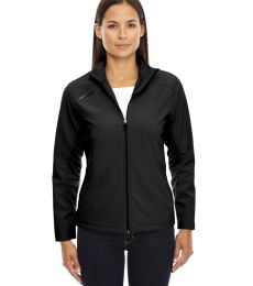 78621 Ash City - North End Sport Red Ladies' Three-Layer Light Bonded Soft Shell Jacket